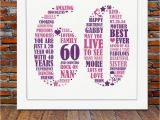 Personalised 60th Birthday Gifts for Him Personalized 60th Birthday Gift 60th Birthday 60th Birthday
