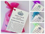 Personalised 80th Birthday Gifts for Him 60th 65th 70th 80th Birthday Present Survival Kit Fun