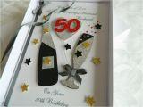 Personalised Birthday Cards for Boyfriend Handmade Personalised Birthday Card Boyfriend Husband Dad