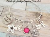 Personalised Gifts for Her 60th Birthday 60th Birthday Gift Happy 60th Birthday Gift for Her Gift