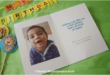 Personalize A Birthday Card First Birthday Card From Cardstore Com Review Food Corner