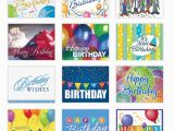 Personalize A Birthday Card Personalized Happy Birthday Card assortment From G Neil