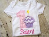Personalized 1st Birthday Girl Outfits Personalized Baby Girl First Birthday Outfit One Sie Light
