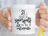 Personalized 21st Birthday Gifts for Him 21st Birthday Gift for Her Gift for Him 21 Years Old
