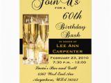 Personalized 60th Birthday Invitations Personalized 60th Birthday Party Invitation 5 Quot X 7