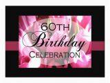 Personalized 60th Birthday Invitations Personalized 60th Birthday Party Invitations Zazzle