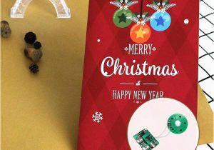Personalized Animated Birthday Cards Custom Christmas Funny Chrismast Ideas