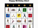 Personalized Birthday Bingo Cards Power Rangers Samurai Birthday Party Game Personalized