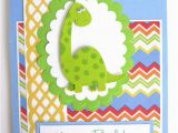 Personalized Birthday Cards for Kids Dinosaur Handmade Birthday Card for Kids Can Be Personalized