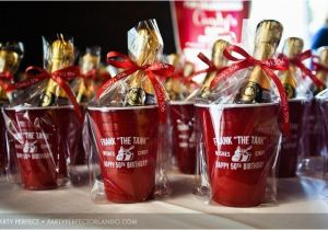 Personalized Birthday Decorations Adults Cool Champagne 50th Party Favors With Custom