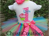 Personalized Birthday Girl Outfits Items Similar to 1st Birthday Tutu Set Cupcake Baby Girl