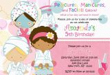 Personalized Birthday Invitations Walmart Birthday Invitation Card Custom Birthday Party