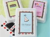 Personalized Birthday Playing Cards Personalized Birthday Playing Cards From Sandsational Sparkle