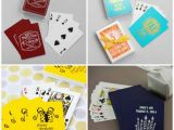 Personalized Birthday Playing Cards Personalized Playing Cards Party Favors 75th Birthday Ideas