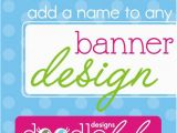 Personalized Happy Birthday Banners Diy Personalized Custom Printable Happy Birthday Banner Any