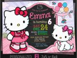 Personalized Hello Kitty Birthday Invitations 8 Hello Kitty Photo Invitations Designs Templates