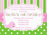 Personalized Invites for Birthday 21 Kids Birthday Invitation Wording that We Can Make