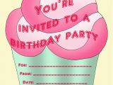 Personalized Invites for Birthday Printable Personalized Birthday Invitations for Kids 1st