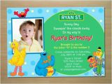 Personalized Sesame Street Birthday Invitations Unavailable Listing On Etsy