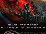 Personalized Spiderman Birthday Invitations Personalized Photo Invitations Cmartistry Spiderman