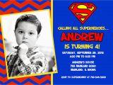 Personalized Superman Birthday Invitations Chandeliers Pendant Lights