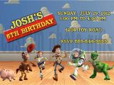 Personalized toy Story Birthday Invitations toy Story Birthday Invitation Jpg