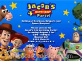 Personalized toy Story Birthday Invitations toy Story Invitation 20 Custom Photo Birthday Party