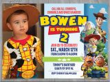 Personalized toy Story Birthday Invitations toy Story Invitation toy Story Invite Disney Pixar toy