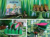 Peter Pan Birthday Decorations Pancake Of the Week