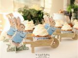 Peter Rabbit Birthday Decorations A Beatrix Potter Party so Much Better with Age