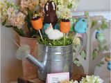 Peter Rabbit Birthday Decorations Kara 39 S Party Ideas Easter Peter Rabbit Party Ideas