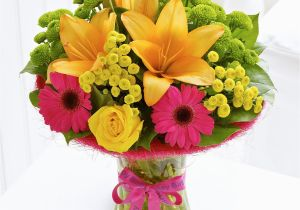 Pic Of Birthday Flowers Blooms for Flowers Glasgow First Choice Florist Happy