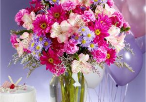 Pic Of Birthday Flowers Happy Birthday Flowers Images Pictures Wallpapers