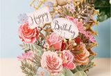 Pic Of Birthday Flowers Meandmcq Happy Birthday Flowers 3d Card Temptation Gifts