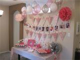 Pics Of Birthday Decoration at Home Fresh First Birthday Decoration Ideas at Home for Girl