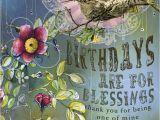 Pictures Of Beautiful Birthday Cards Papaya Art Birthday Blessings 5×7 Card Birthday
