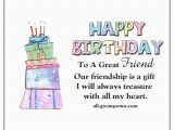 Pictures Of Birthday Cards for A Friend Happy Birthday Wishes for Friends Friend Birthday Messages