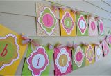 Pictures Of Happy Birthday Banners Ice Cream Party Printable Happy Birthday Banner Instant