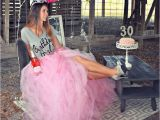 Pink 30th Birthday Decorations Rockabilly 2017 Pink Puffy Tulle Skirts for Pretty Lady