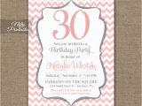 Pink and Silver Birthday Invitations Pink Silver Chevron Birthday Invitation Nifty Printables