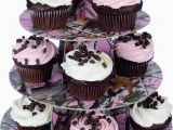 Pink Camo Birthday Party Decorations Pink Camo Cupcake Stand Each Party Supplies Ebay