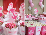 Pink Decorations for Birthday Parties Kara 39 S Party Ideas Pink Girl Tween 10th Birthday Party