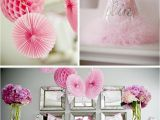 Pink Decorations for Birthday Parties Kara 39 S Party Ideas Pretty In Pink Party Planning Ideas