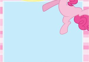 Pinkie Pie Birthday Invitations Pinkie Pie Birthday Invitation D by Chanceyb On Deviantart