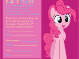 Pinkie Pie Birthday Invitations Pinkie Pie Party Invitation by ask Makayla On Deviantart