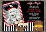 Pirate 1st Birthday Invitations 25 Best Ideas About Pirate Birthday Invitations On