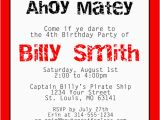 Pirate 1st Birthday Invitations Pirate Birthday Party with Free Printables How to Nest