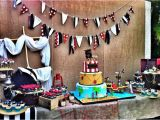 Pirate Birthday Decoration Ideas Kara 39 S Party Ideas Pirate themed Birthday Party Planning