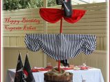 Pirate Birthday Decoration Ideas Leonie 39 S Cakes and Parties Pirate Party