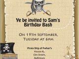Pirate Birthday Invitation Wording Pirate Invitations Wording Pirate Party Invitation Wording T